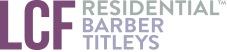 LCF Barber Titleys Residentials logo