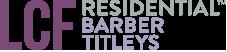 LCF Barber Titleys Residentials logo