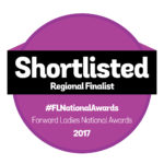 Forward Ladies - Rising Star - Regional Finalists - 2017