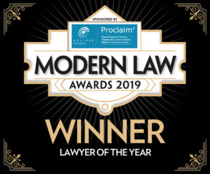 Julie Davis | LCF Residential | Winner of Lawyer of the Year 2019 | Modern Law Awards